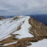 По билото към връх Голям Кадемлия