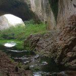 Деветашка пещера вътре