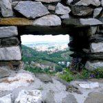 Гледка към Асеновград от Асенова крепост