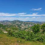 Гледки до връх Бездивен
