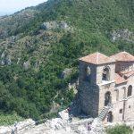 Гледка над Асенова крепост