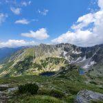 Гледка близо до връх Мусала - Маричини езера