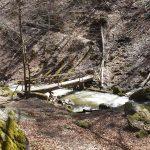 Мостче над река Фотинска, преди водопад 2 и 3