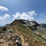 Пътеката към връх Каменица