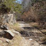 Екопътеката към Фотинские водопади