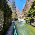 Мостче на екопътека Струилица