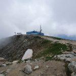 Построика на връх Мусала