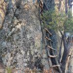 Стълбата на Славееви скали