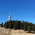 Гледка към Кулата на връх Снежанка