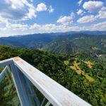 Гледки от панорамна площадка Върхът