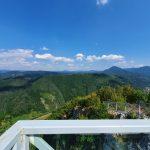 Гледки панорамна площадка Върхът
