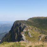Гледки по пътя към връх Козя Стена