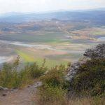 Гледка от крепост Моняк