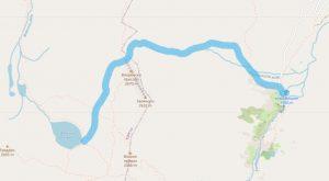 Маршрут от хижа Вихрен до Влахино езеро