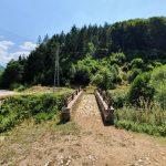 Начало на пътеката за панорамна площадка Върхът