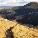 По пътя за панорамна площадка Орлово око