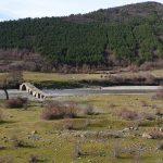 Римския мост до село Ненково