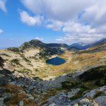 Гледка към Влахино езеро