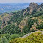 Гледки близо до връх Марагидик
