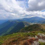 Гледки на изток от връх Марагидик