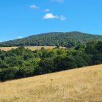 Гледка към връх Богдан