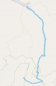 Маршрут от Априлци до връх Марагидик