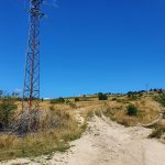 Начало на пътя към връх Богдан