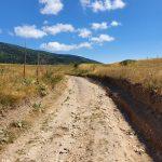 По пътя към връх Богдан