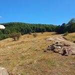 Табелка преди връх Богдан