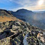 Гледка към връх Мусала и Трионите от североизток