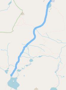 Маршрут от хижа Безбог до Попово езеро