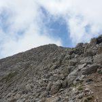 По пътя към връх Вихрен по Джамджиев ръб