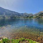 Попово езеро от север