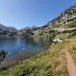 Попово езеро от северозапад